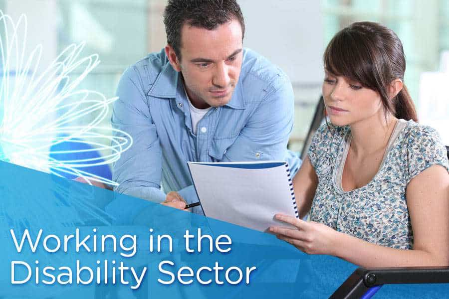 Working in the Disability Sector