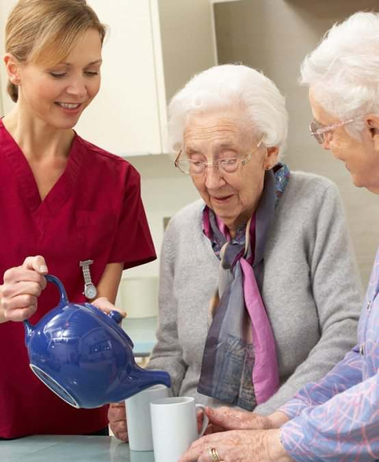 CHC30212 CERTIFICATE III IN AGED CARE
