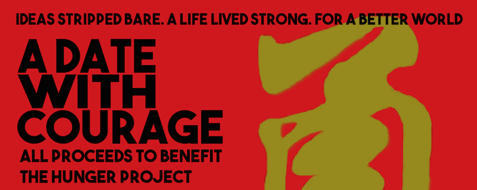 A Date With Courage 15th of August 2015