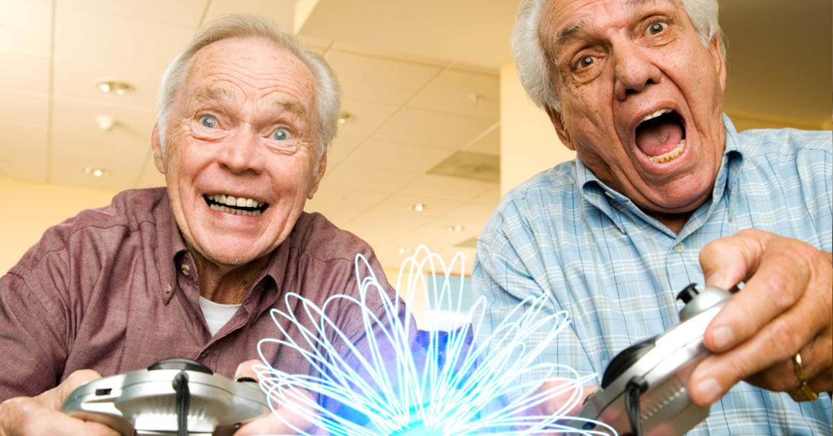 Older Australians: The Gaming Enthusiasts of Today