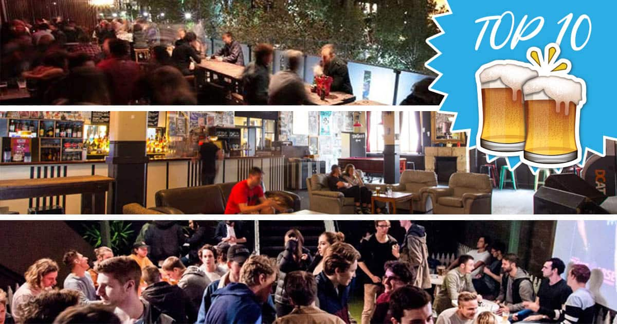 Top 10 Student Bars in Melbourne