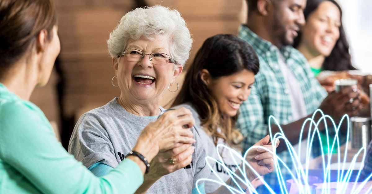 5 Great Reasons to work in Aged Care