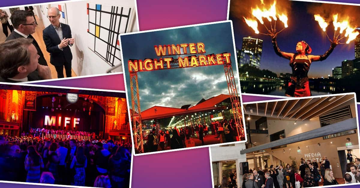 5 Must-do Melbourne Events this Winter!